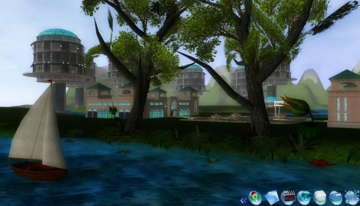 3D Immersive Education: an Exciting Approach to Online Homeschooling